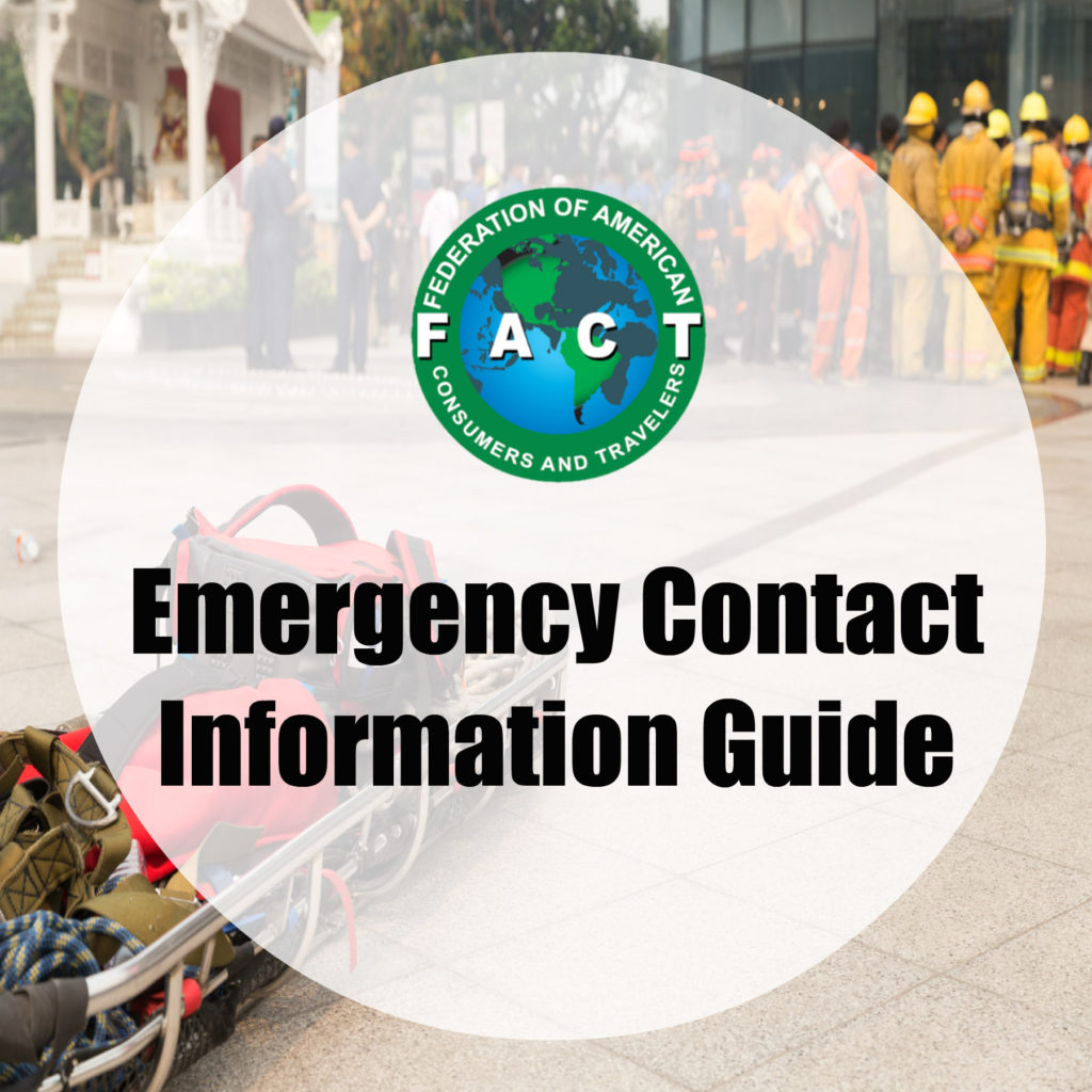 Emergency Contact Information Guide